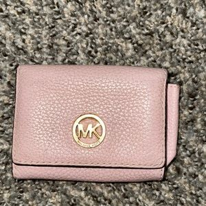 Tiny Michael Kors Card pouch
